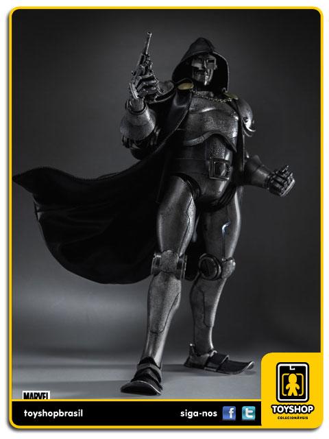 Marvel: Doctor Doom Stealth 1/6 - ThreeA