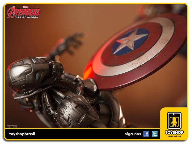 Avengers Age of Ultron: Captain America Diorama 1/6 - Iron Studios