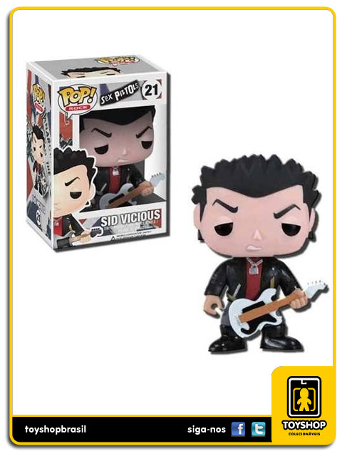 Sex Pistols: Sid Vicious  Pop - Funko