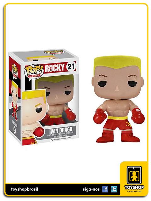 Rocky: Ivan Drago Pop - Funko