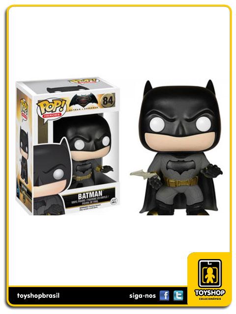 Batman v Superman: Batman Pop - Funko