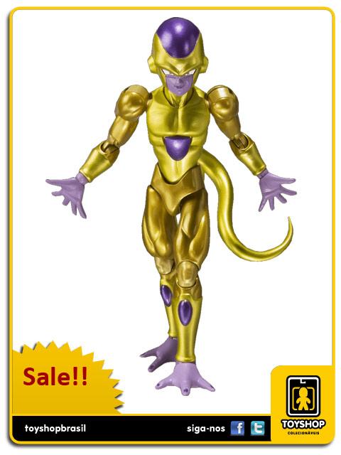 Dragon Ball Z S.H. Figuarts: Golden Frieza - Bandai
