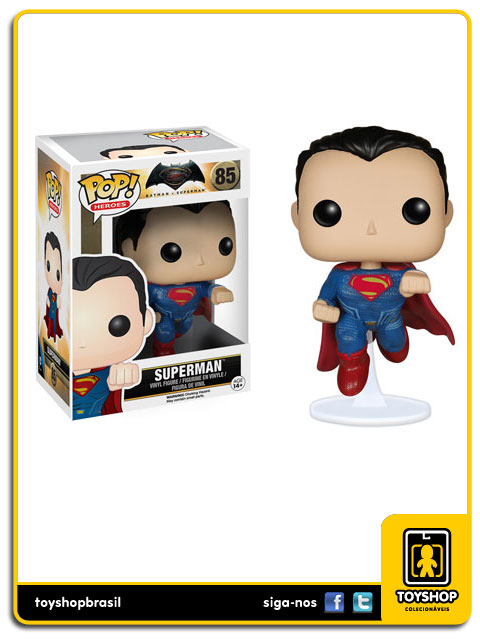 Batman v Superman: Superman  Pop - Funko