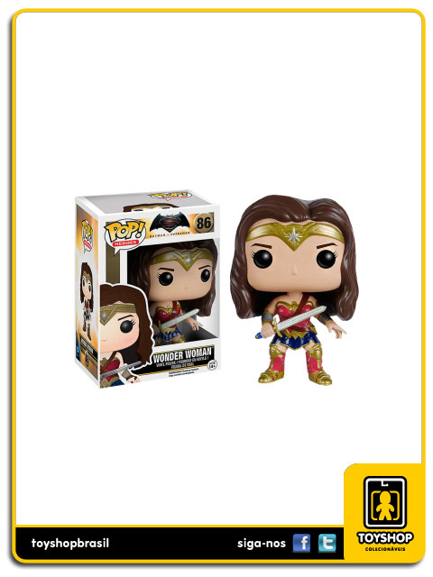 Batman v Superman: Wonder Woman  Pop - Funko