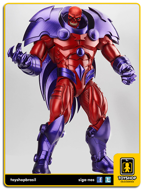 Marvel Infinite Red Onslaught: Cottonmouth - Hasbro