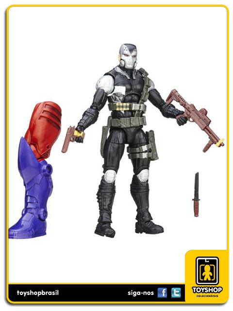 Marvel Infinite Red Onslaught: Mercenaries of Mayhem Scourge - Hasbro