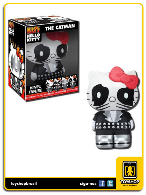 Kiss Hello Kitty: The Catman  Vinyl Figure - Funko