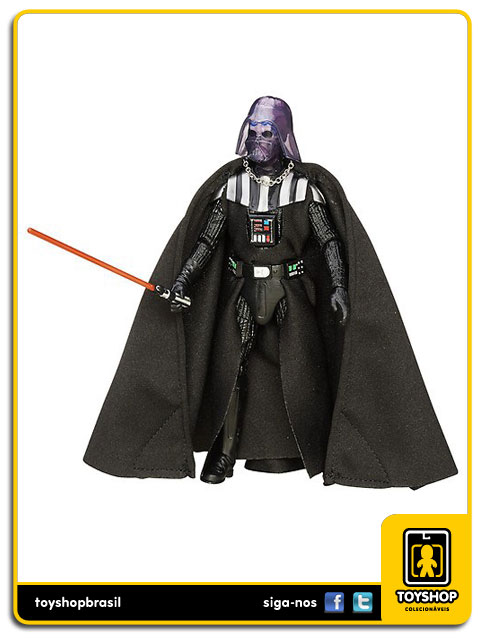 Star Wars The Force Awakens Black Series: Darth Vader Emperor´s Wrath - Hasbro