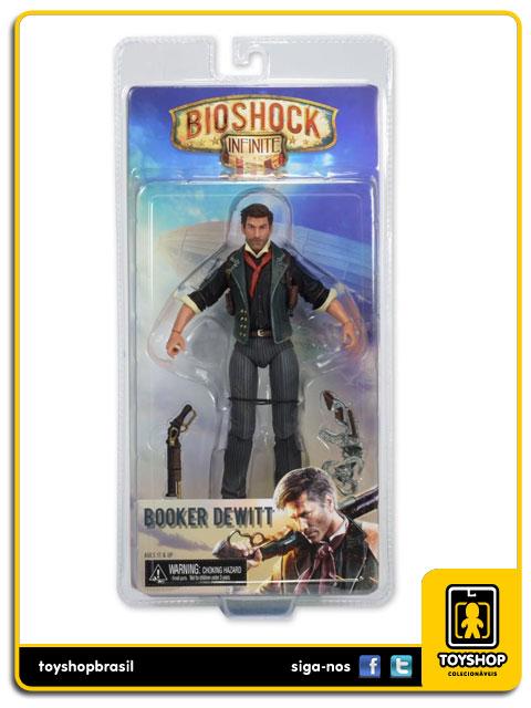Bioshock Infinite: Booker DeWitt  - Neca