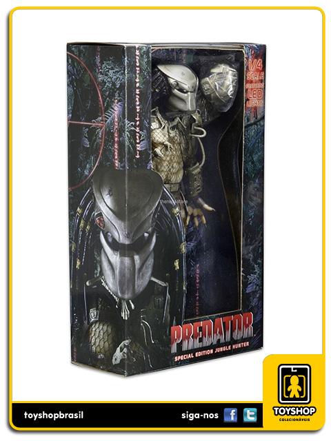 Predator: Special Edition Jungle Hunter 1/4 - Neca