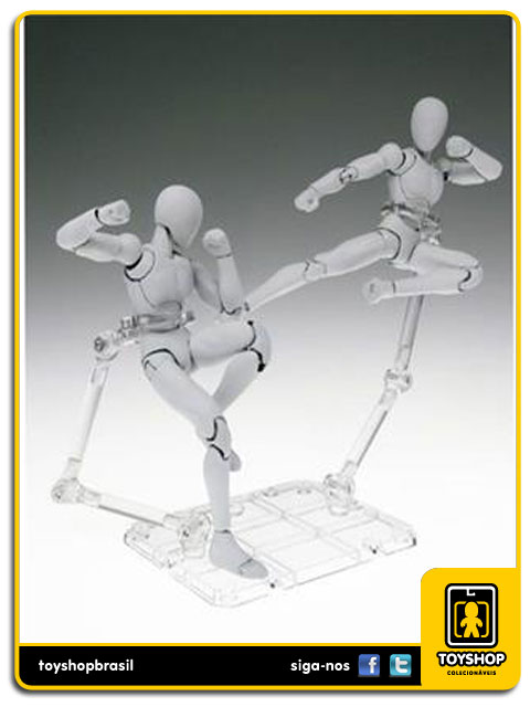 Tamashii Stage: Act 4 (Clear) - Display   - Bandai