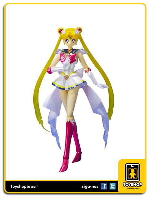 Sailor Moon S.H. Figuarts: Super Sailor Moon  - Bandai
