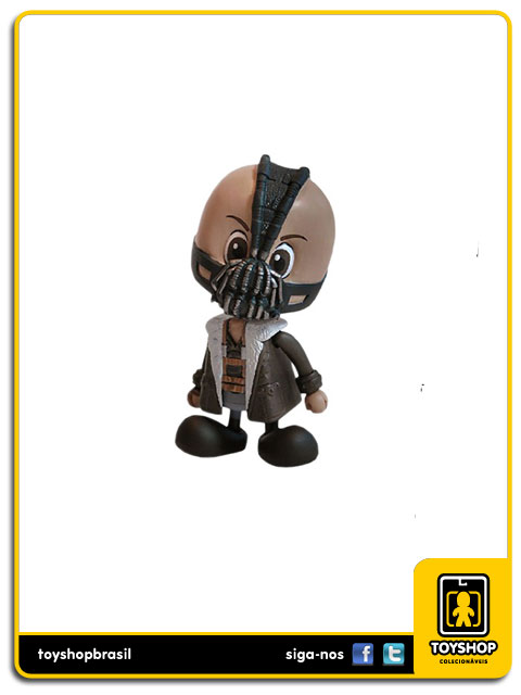 The Dark Knight Rises : Cosbaby Bane - Hot Toys