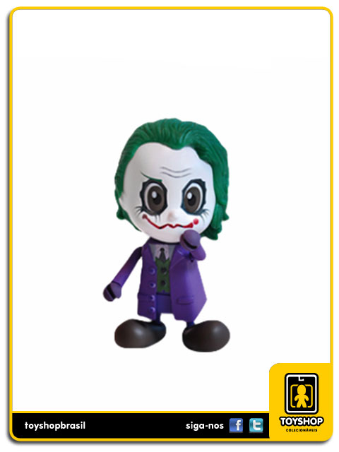 The Dark Knight: Cosbaby The Joker - Hot Toys