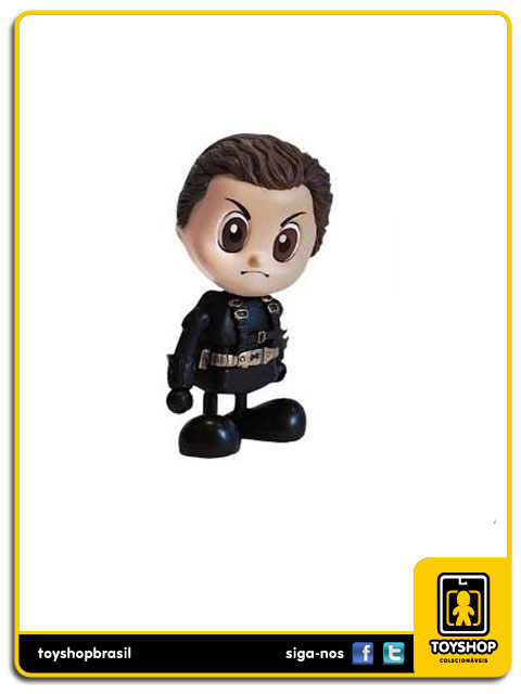 Batman Begins: Cosbaby Bruce Wayne - Hot Toys