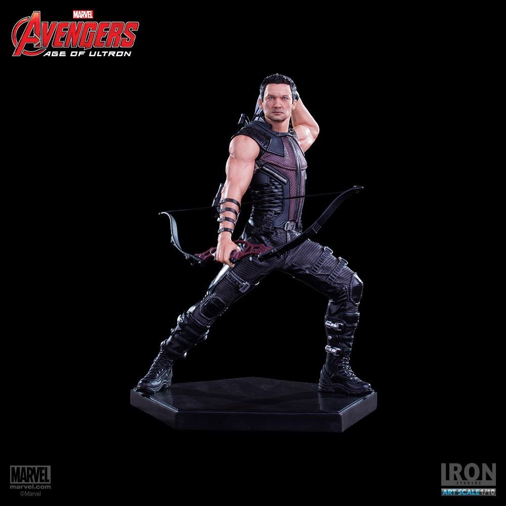 Avengers Age of Ultron: Hawkeye 1/10 - Iron Studios