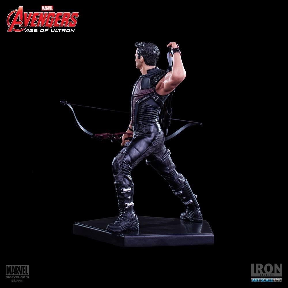 Avengers Age of Ultron: Hawkeye 1/10 - Iron Studios