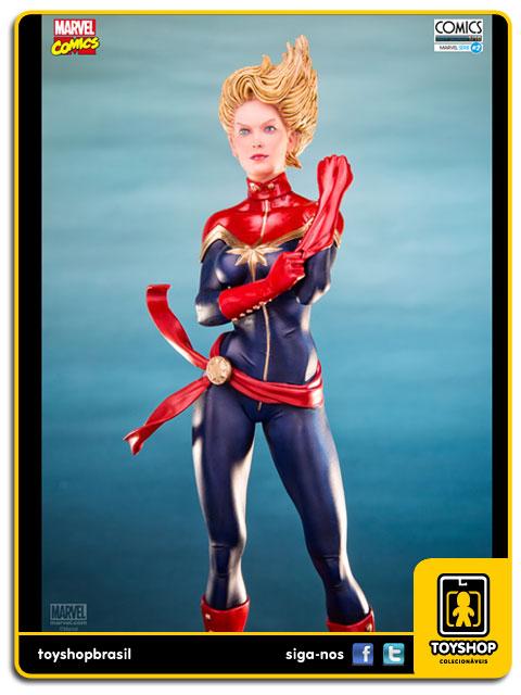 DC Comics: Captain Marvel 1/10 - Iron Studios