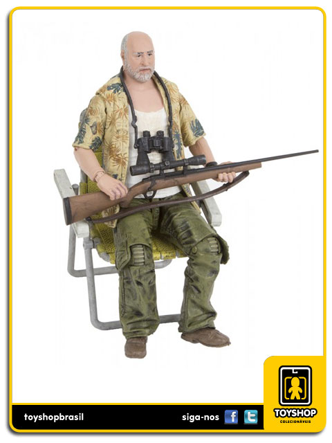 The Walking Dead 8: Dale - Mcfarlane