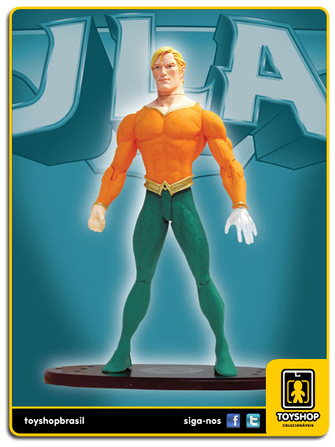 JLA:  Aquaman - Dc Collectibles