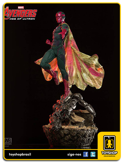 Avengers Age of Ultron: Vision Diorama 1/6 - Iron Studios