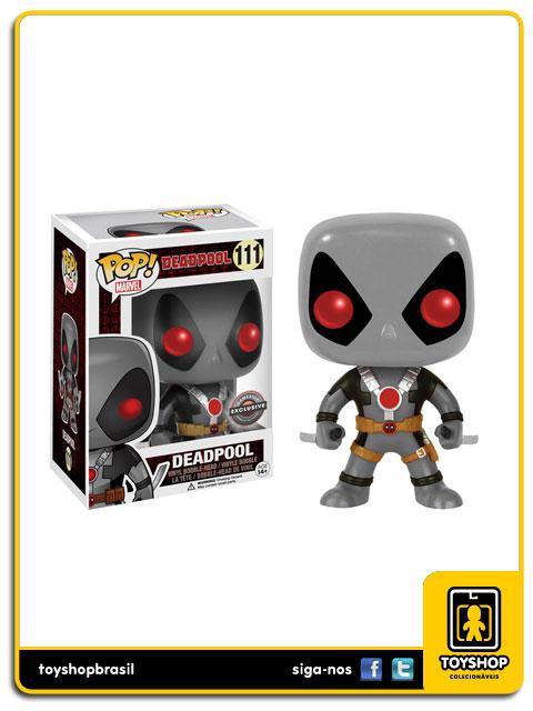 Deadpool: Deadpool  Gamestop Exclusive  Pop - Funko