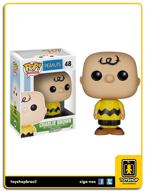 Peanuts: Charlie Brown Pop - Funko