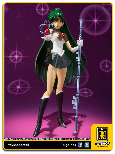 Sailor Moon S.H. Figuarts: Sailor Pluto - Bandai