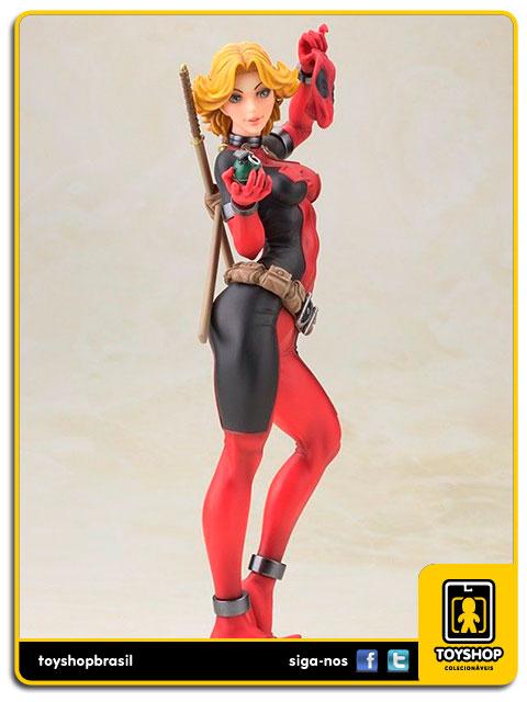 Marvel Bishoujo: Lady Deadpool - Kotobukiya