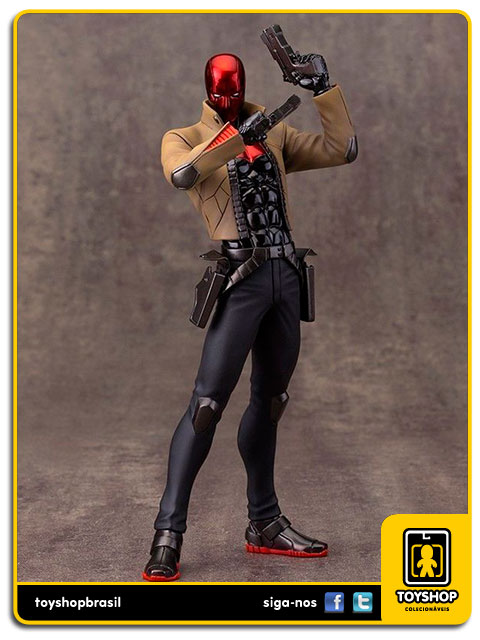 The New 52: Red Hood 1/10 Artfx - Kotobukiya