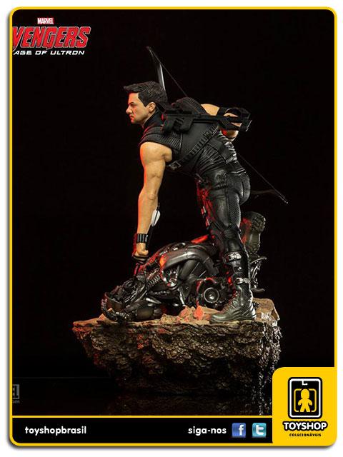 Avengers Age of Ultron: Hawkeye Diorama 1/6 - Iron Studios