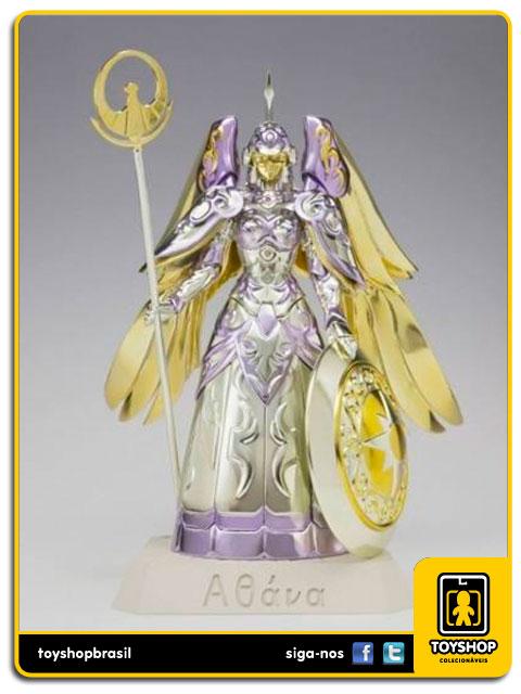 Cavaleiros do Zodíaco 10th Anniversary: Athena God - Cloth Myth