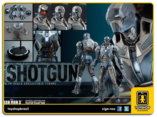 Iron Man 3: Iron Man Mark XL Shotgun Special Edition - Hot Toys