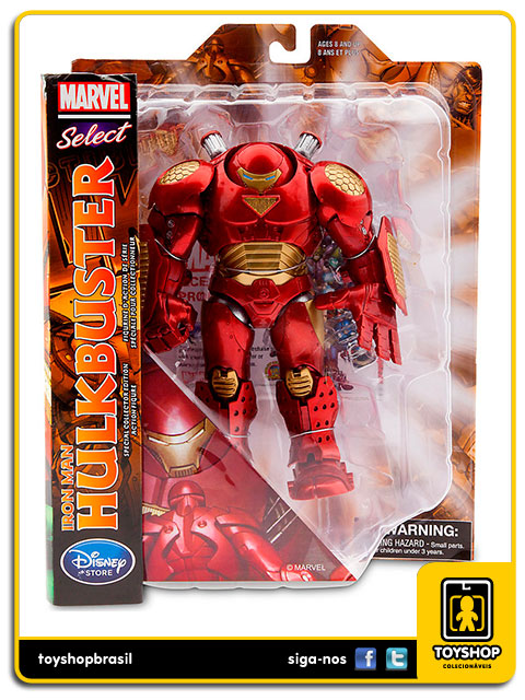 Marvel Select: Hulkbuster - Diamond