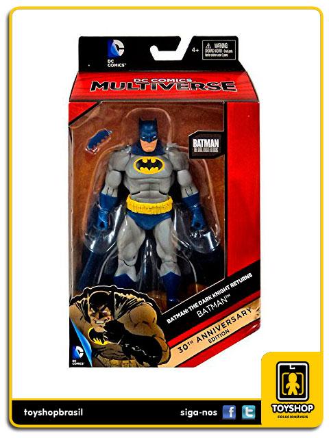 DC Comics 30th Anniversary: Batman The Dark Knight - Mattel