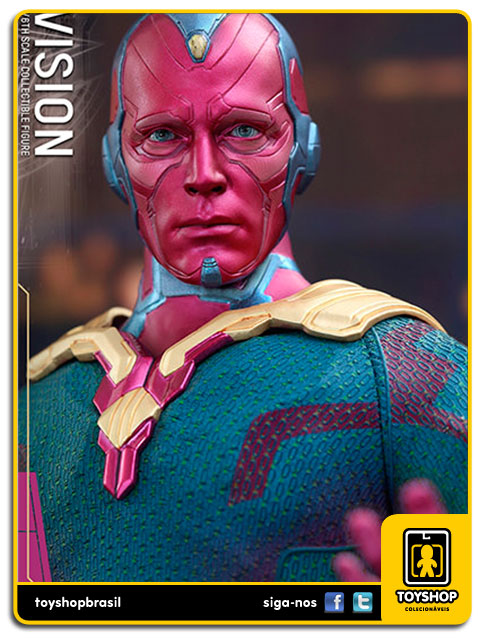 Avengers Age of Ultron: Vision - Hot Toys