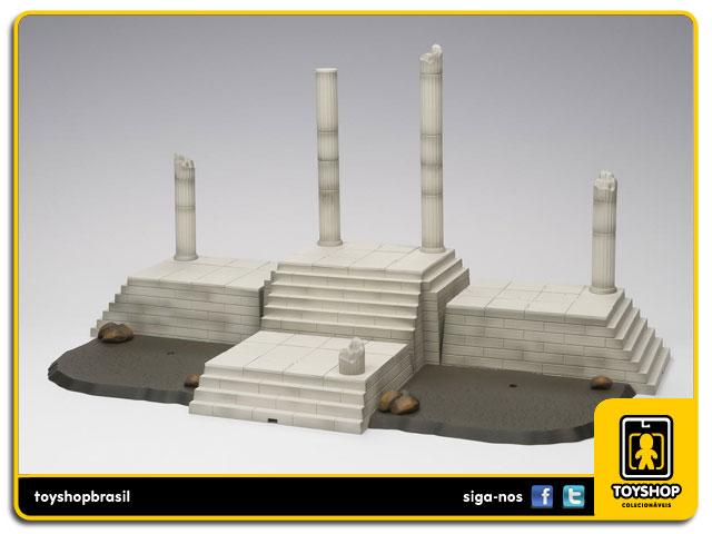 Cavaleiros do Zodíaco 10th Anniversary: Base Display Stand Dx - Bandai