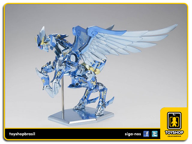 Cavaleiros do Zodíaco 10th Anniversary: Seiya de Pegasus V4 God - Cloth Myth