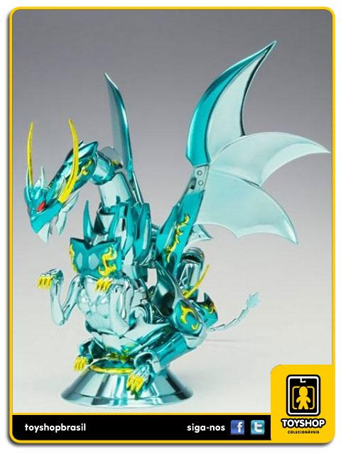 Cavaleiros do Zodíaco 10th Anniversary: Shiryu de Dragão God - Cloth Myth