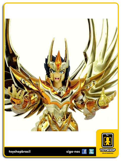 Cavaleiros do Zodíaco 10th Anniversary: Ikki de Phoenix V4 God - Cloth Myth