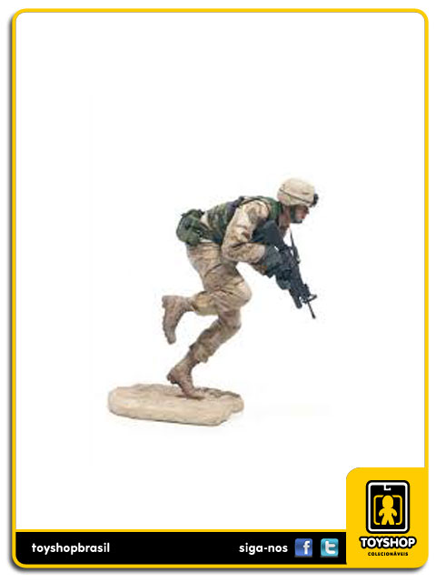 Military series debut : Air Force Spesial Operations Command, CCT- McFarlane
