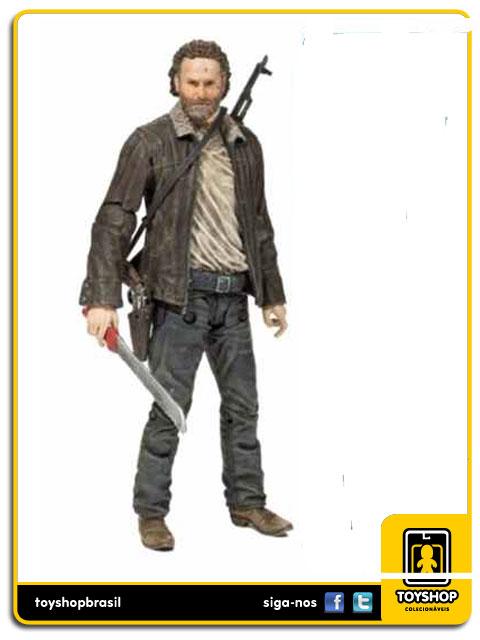 The Walking Dead 8: Rick - Mcfarlane