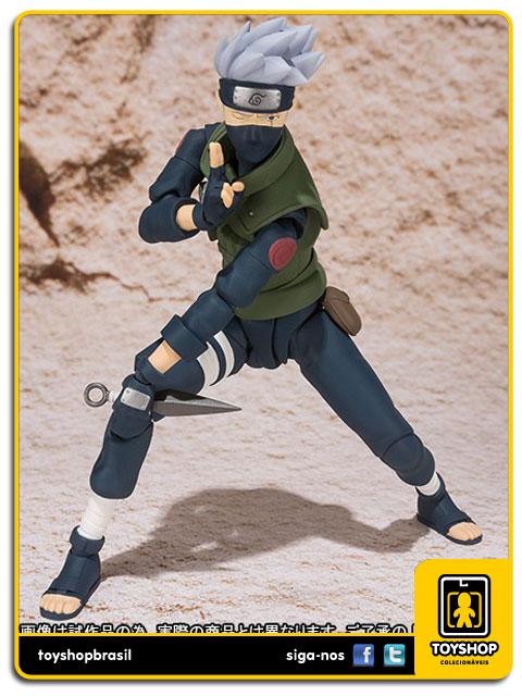 Naruto Shippuden S.H. Figuarts: Hatake Kakashi - Bandai