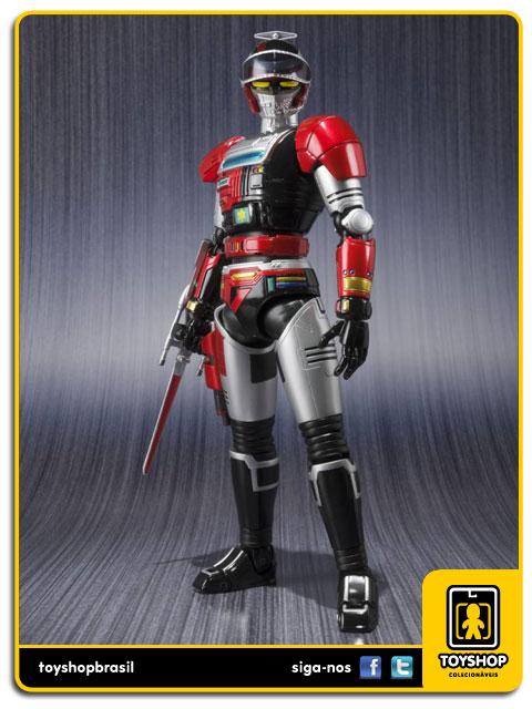 Tokkei Winspector S.H. Figuarts: Fire - Bandai