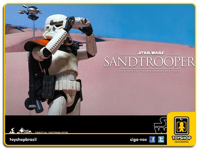 Star Wars A New Hope: Sandtrooper 1/6 - Hot Toys