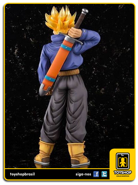 Dragon Ball Z Figuarts Zero EX: Trunks - Bandai