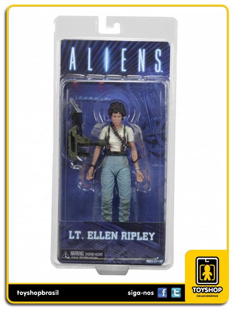 Aliens: Lt. Ellen Ripley - Neca