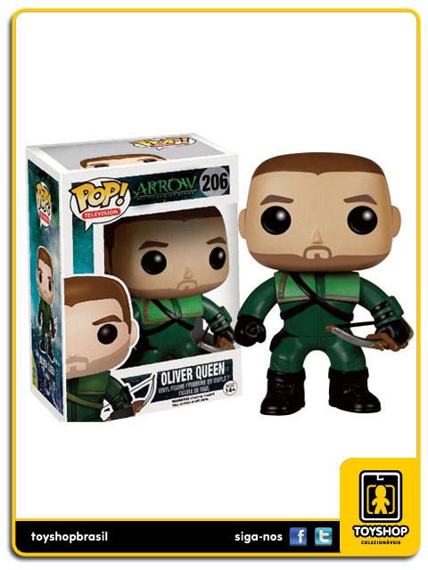 Arrow: Oliver Queen  Pop - Funko