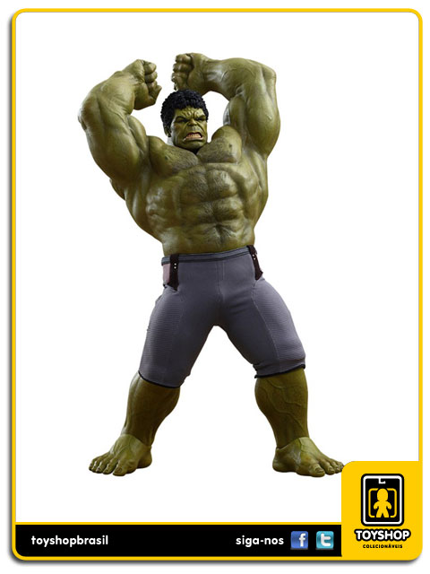 Avengers Age of Ultron Deluxe: Hulk   - Hot Toys