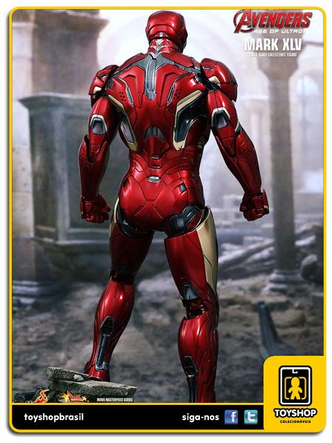 Avengers Age of Ultron: Iron Man Mark XLV Diecast 1/6 - Hot Toys